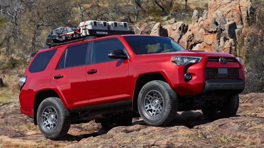 2021 Toyota 4Runner Images