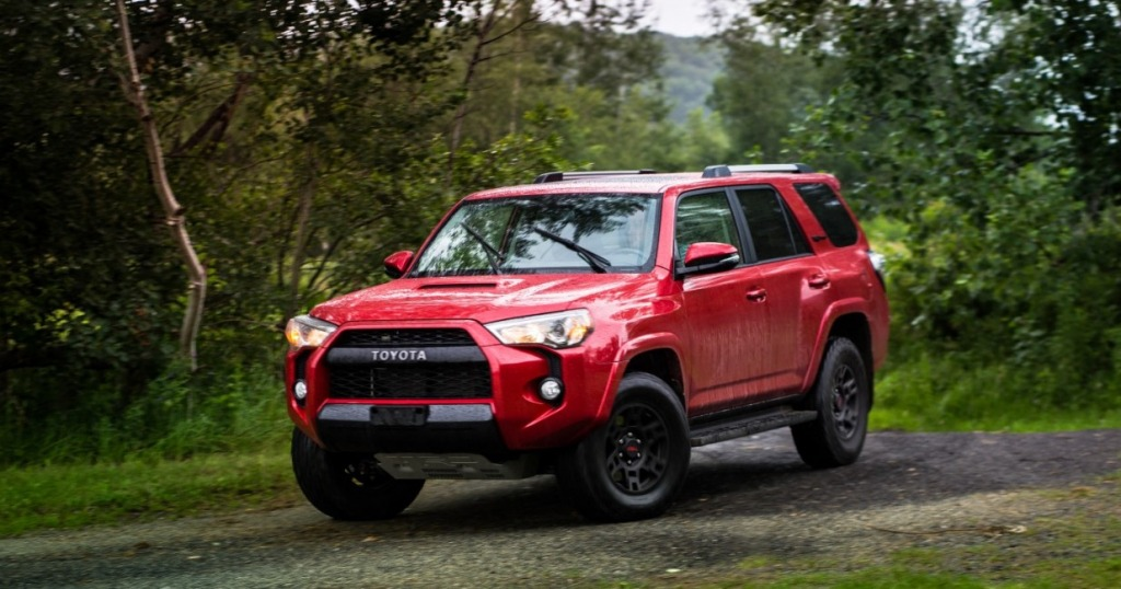2021 Toyota 4Runner Price