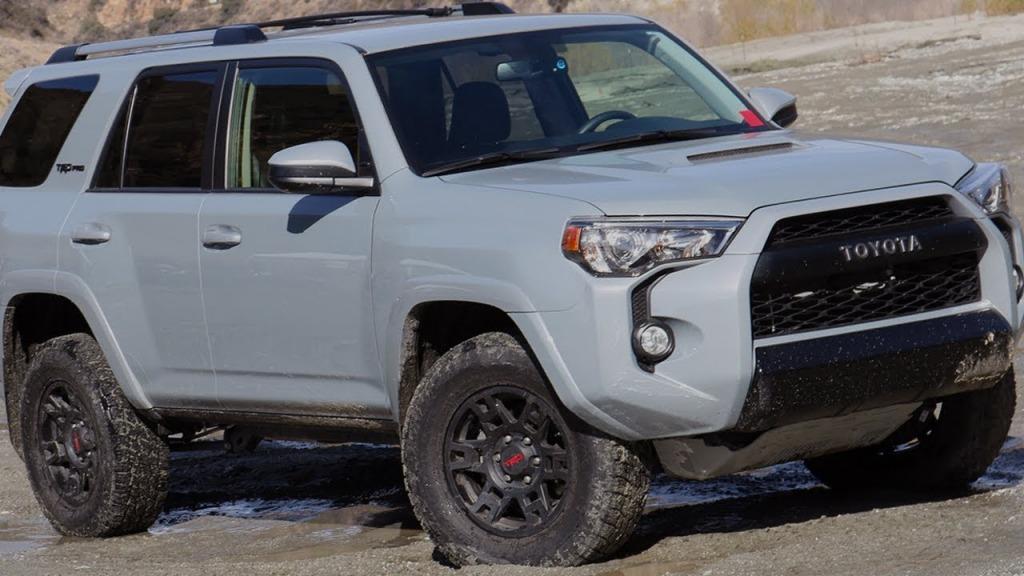2021 Toyota 4Runner Release Date
