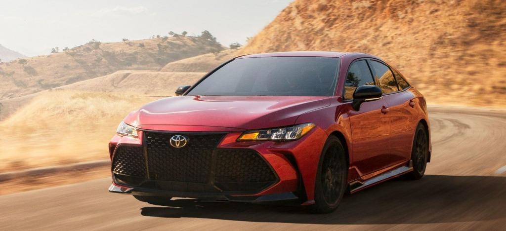 2021 Toyota Avalon Price