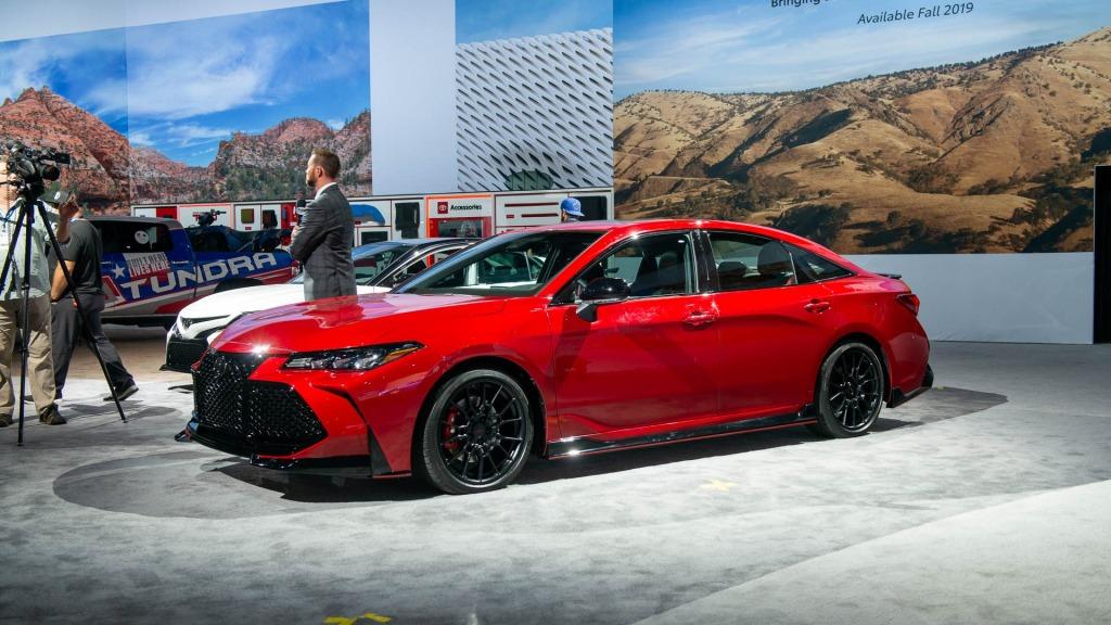 2021 Toyota Avalon Redesign