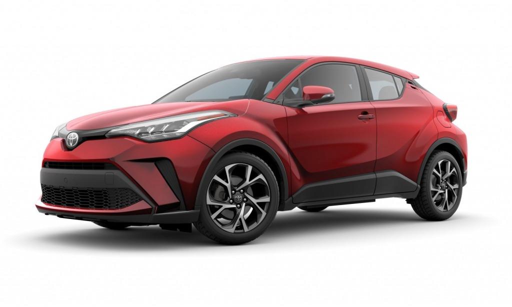 2021 Toyota C Hr Compact Exterior