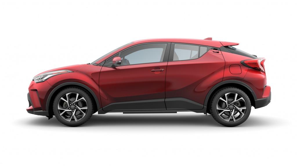 2021 Toyota C Hr Compact Interior