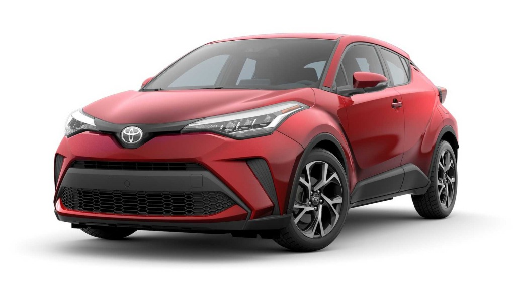 2021 Toyota C Hr Compact Pictures