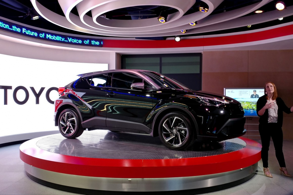 2021 Toyota C Hr Compact Release Date