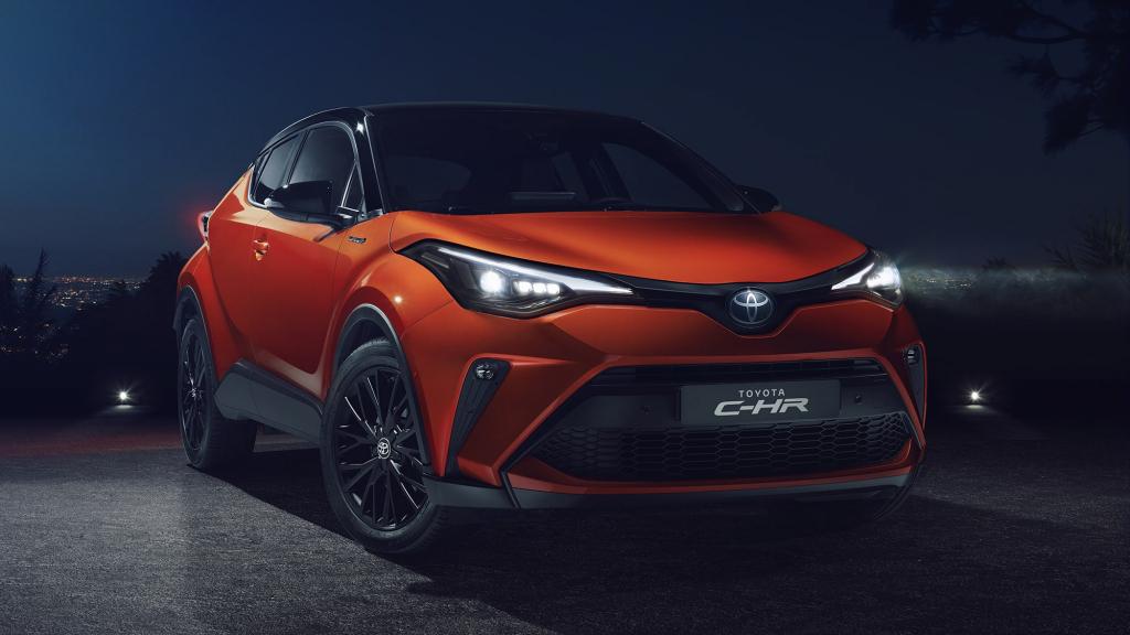 2021 Toyota C Hr Compact Specs