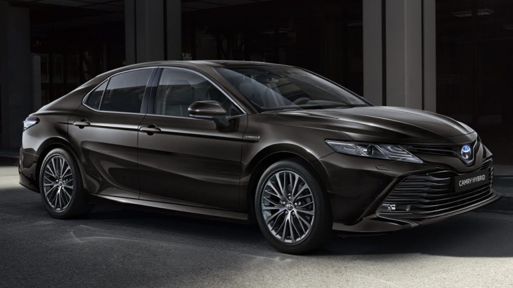 2021 Toyota Camry Wallpapers