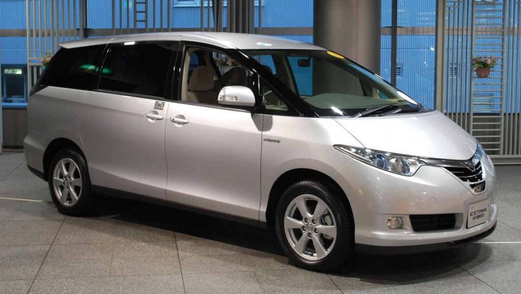 2021 Toyota Estima Powertrain