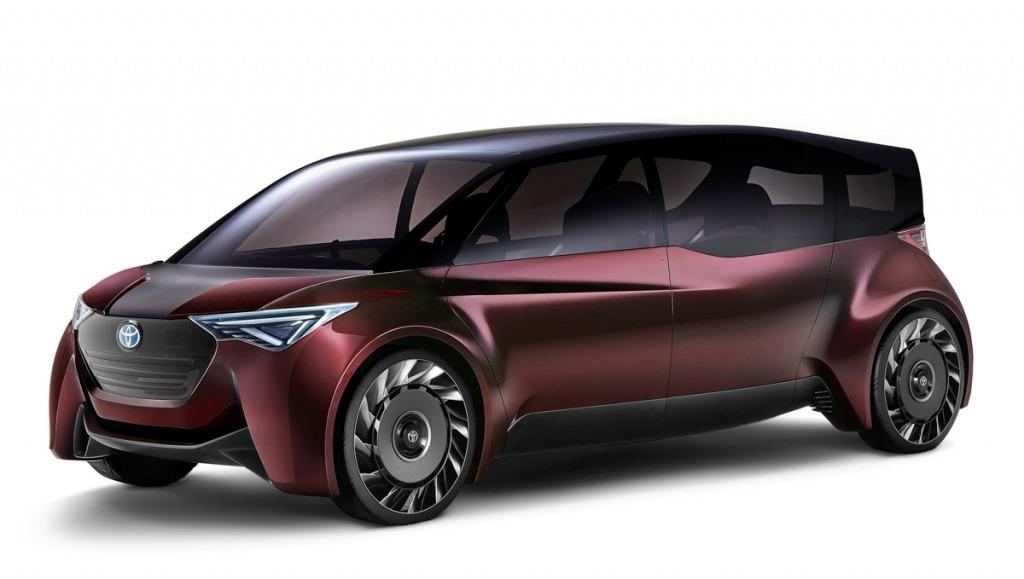 2021 Toyota Estima Release Date