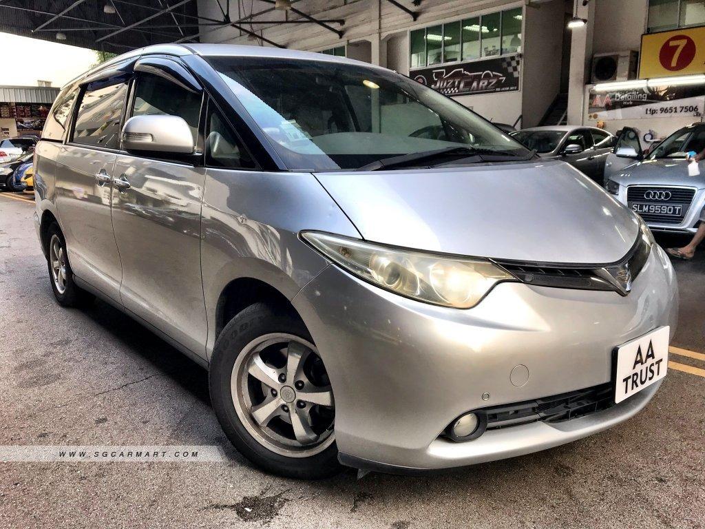 2021 Toyota Estima Specs