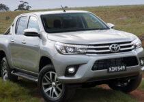 2021 Toyota Hilux Exterior