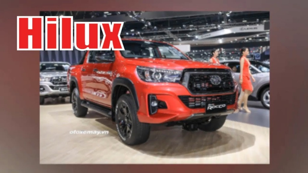 2021 Toyota Hilux Wallpapers
