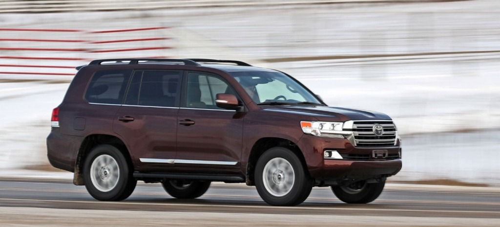 2021 Toyota Land Cruiser Redesign