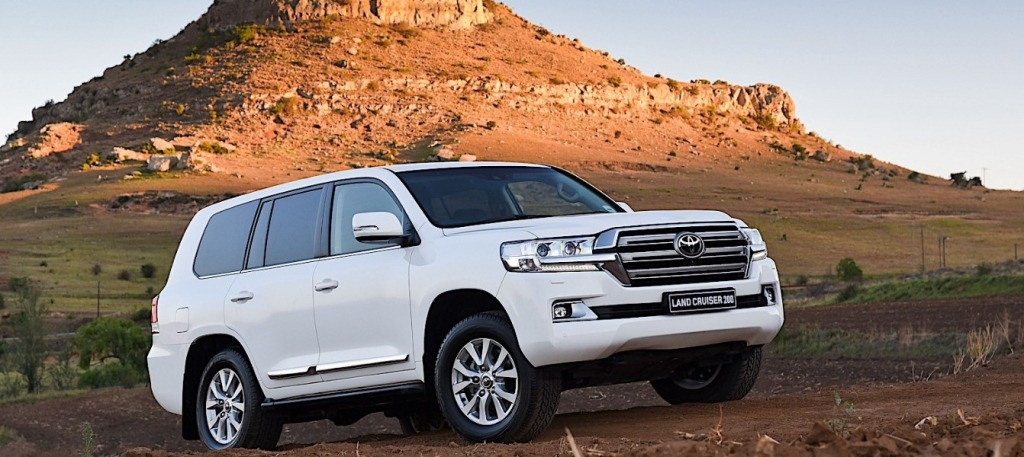 2021 Toyota Land Cruiser Specs