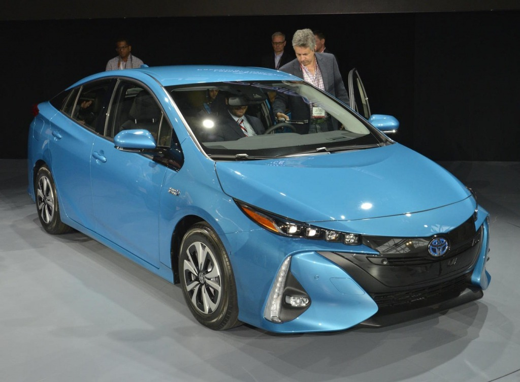 2021 Toyota Prius Spy Shots