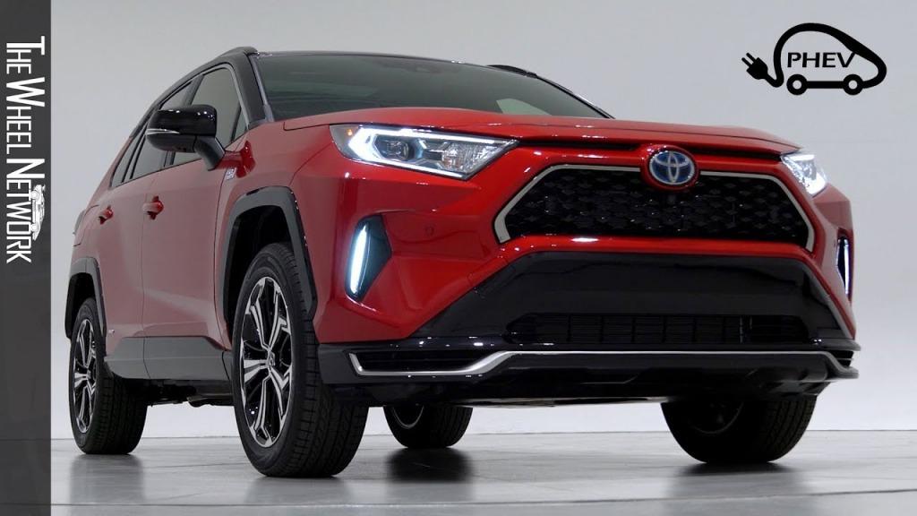 2021 Toyota RAV4 Wallpaper