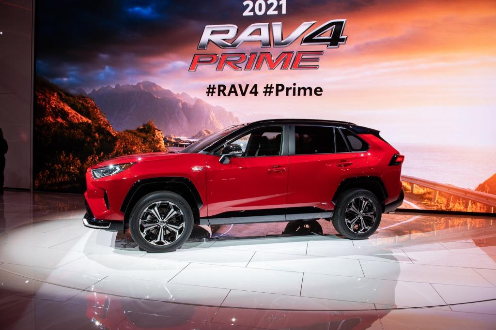 2021 Toyota RAV4 Wallpapers