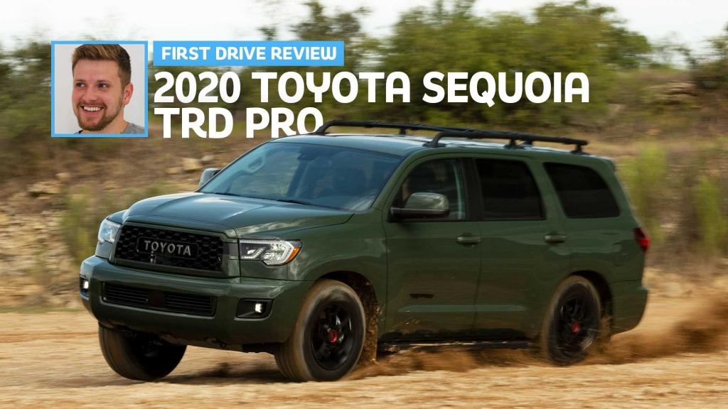 2021 Toyota Sequoias Spy Photos