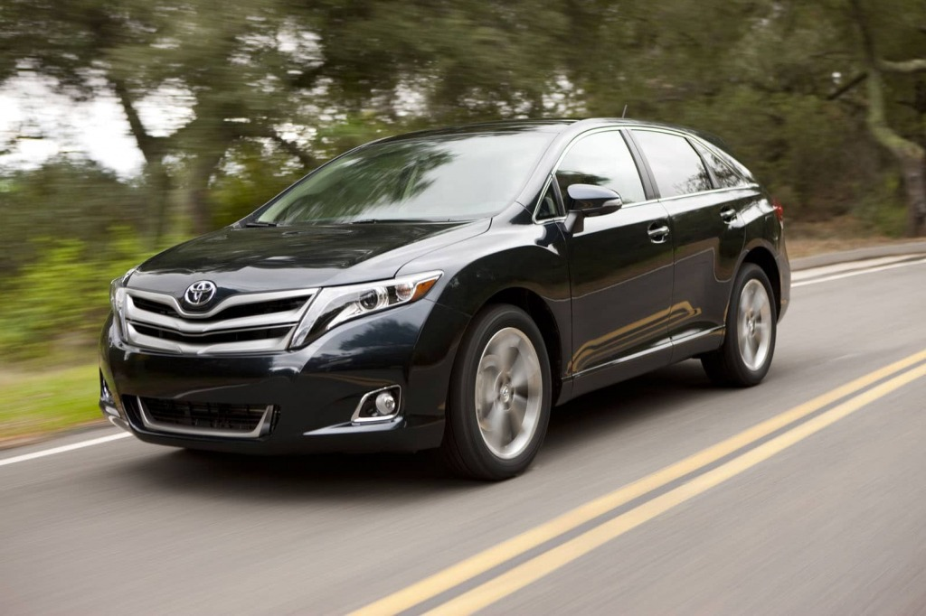 2021 Toyota Venza Wallpapers