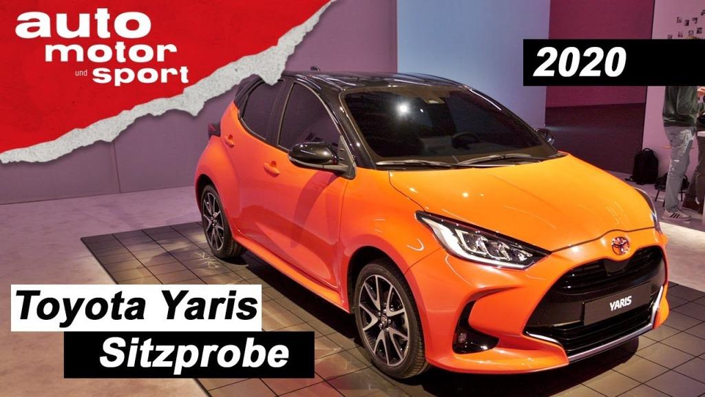 2021 Toyota Yaris Concept