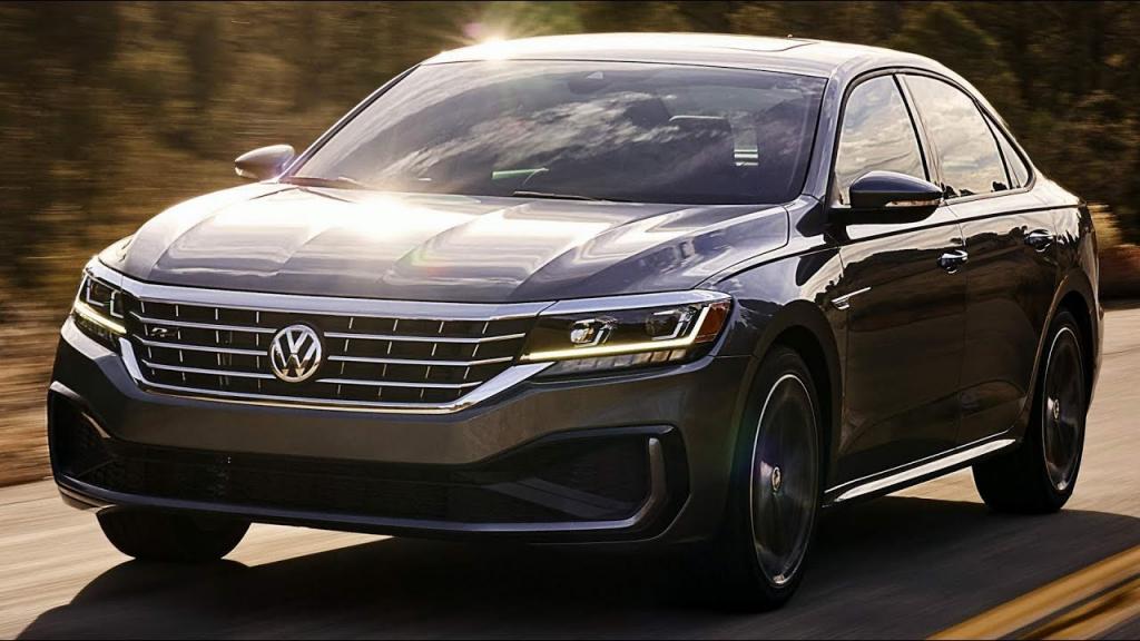 2021 Volkswagen CC Powertrain
