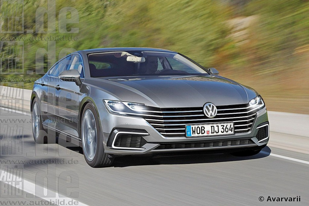 2021 Volkswagen CC Wallpapers