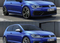 2021 Volkswagen Golf R Redesign