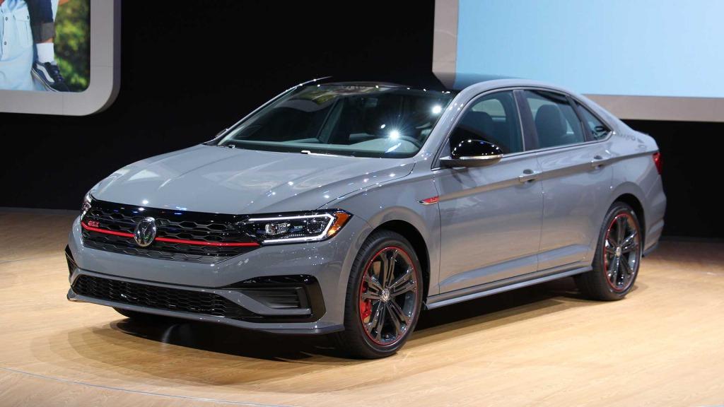 2021 Volkswagen Jetta Exterior