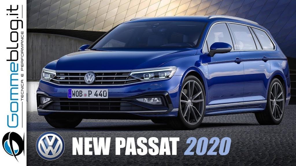 2021 Volkswagen Passat Redesign