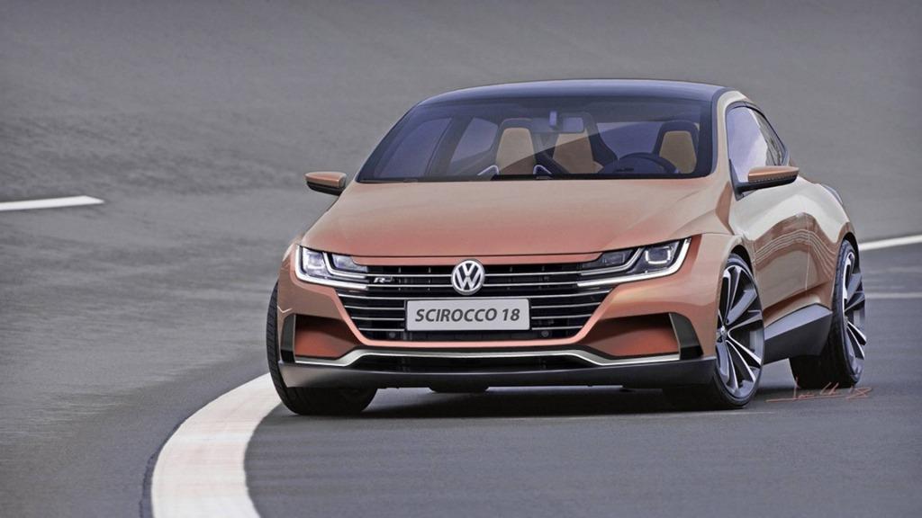 2021 Volkswagen Scirocco Price