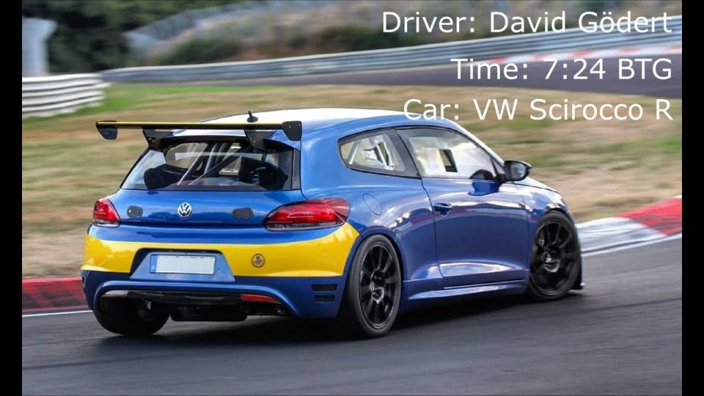 2021 Volkswagen Scirocco Spy Photos