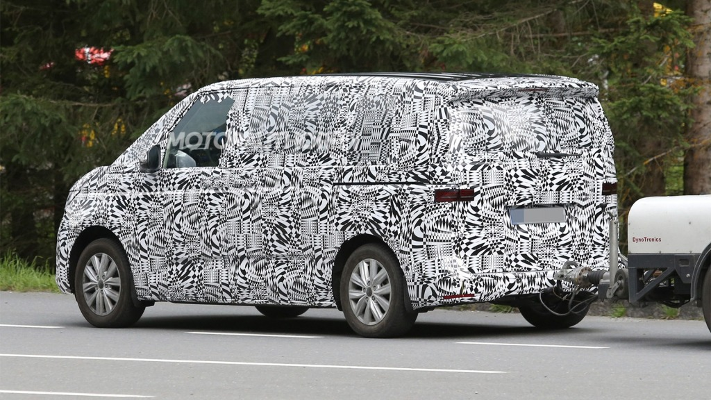 2021 Volkswagen Transporter Wallpaper