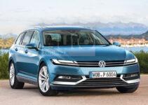 2021 VW Passat tdi Exterior