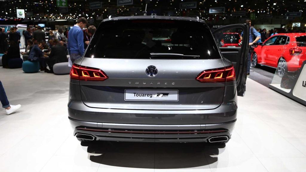 2021 VW Touareg Concept