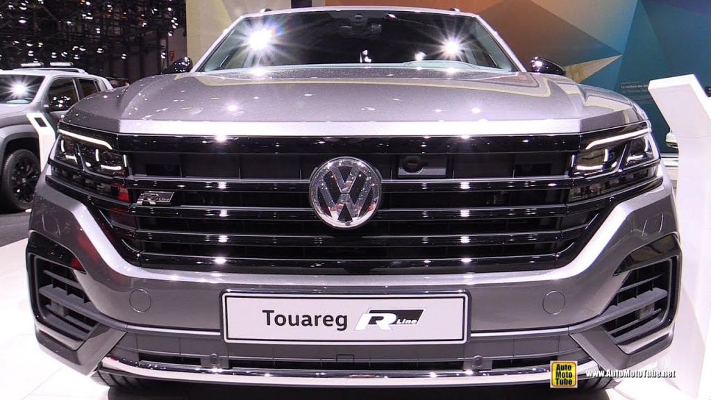 2021 VW Touareg Exterior