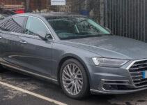 Audi A8 Powertrain