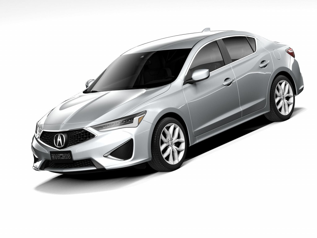 2021 Acura ILX Wallpapers