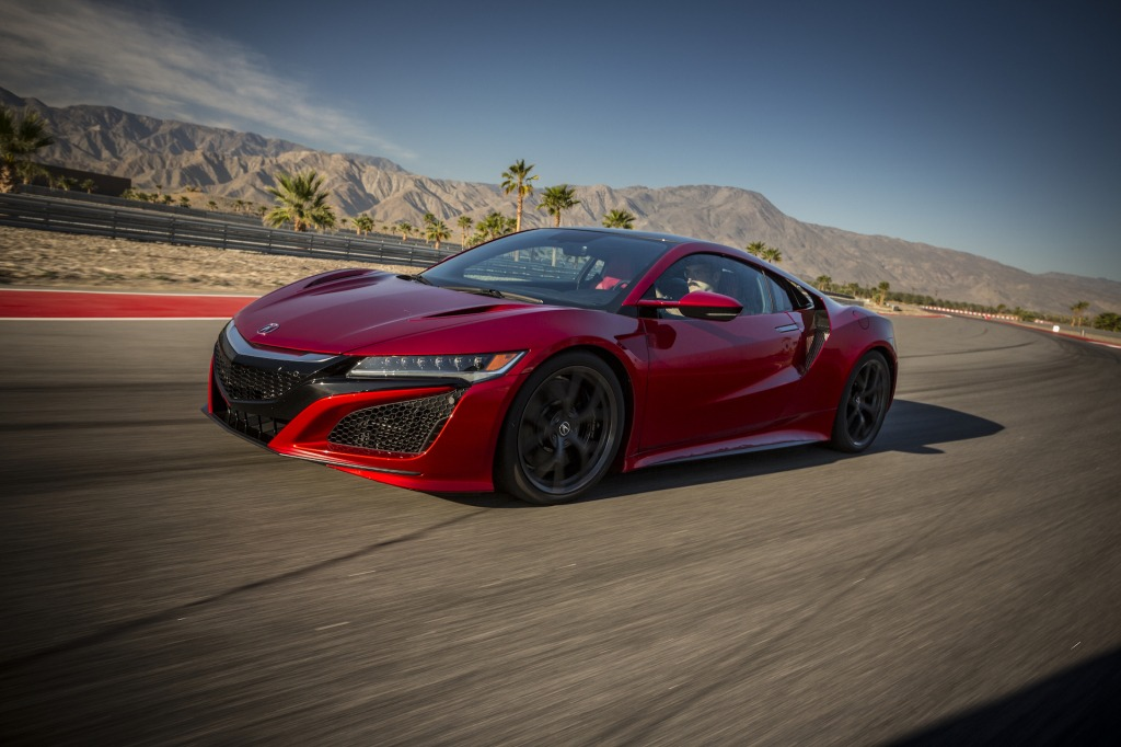 2021 Acura NSX Images