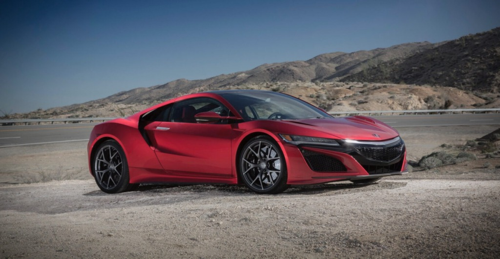 2021 Acura NSX Release Date