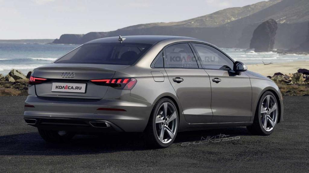 2021 Audi A3 Concept