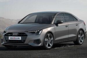2021 Audi A3 Redesign
