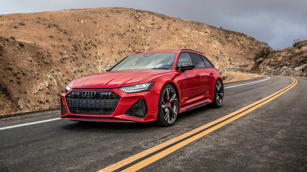 2021 Audi A6 Drivetrain