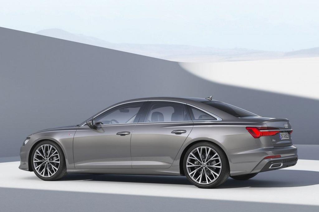 2021 Audi A6 Price