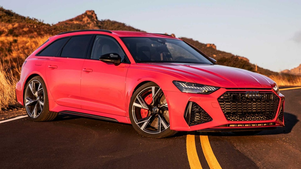 2021 Audi A6 Wallpaper