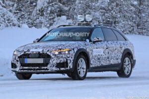 2021 Audi Allroad Exterior