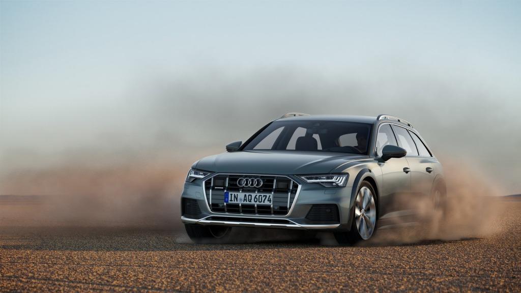 2021 Audi Allroad Pictures