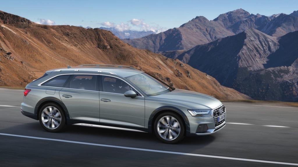 2021 Audi Allroad Wallpapers