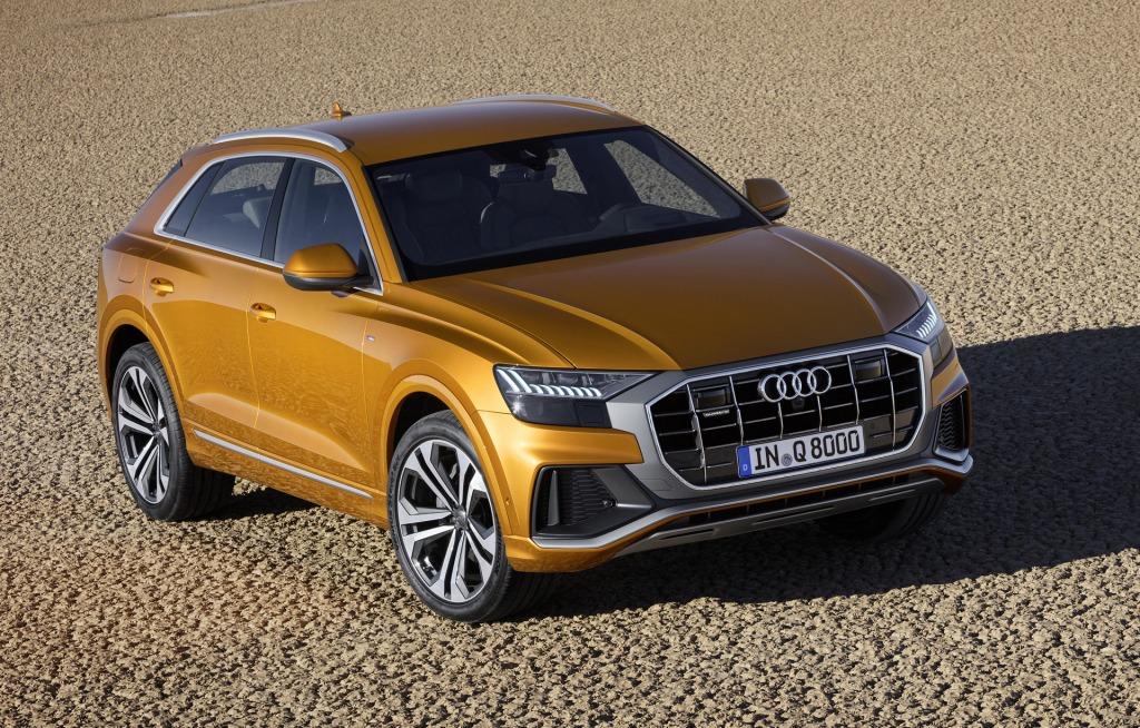 2021 Audi Q8 Concept