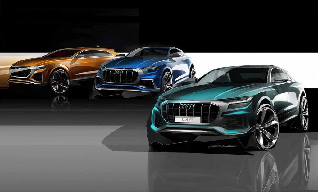 2021 Audi Q8 Pictures