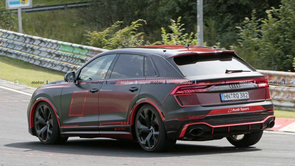 2021 Audi Q8 Redesign
